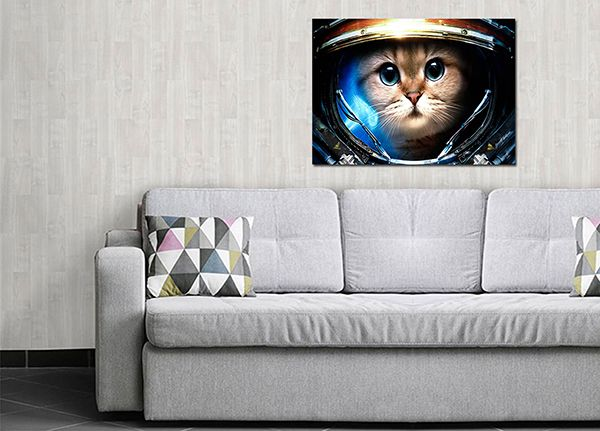 Quadro Decorativo Surreal 0004