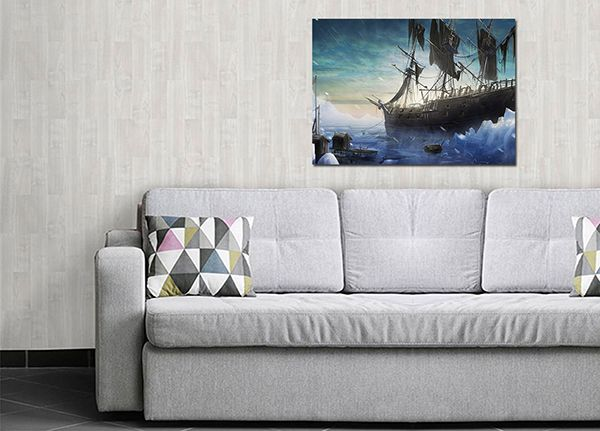 Quadro Decorativo Surreal 0009