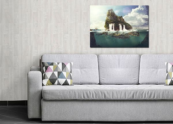 Quadro Decorativo Surreal 0010