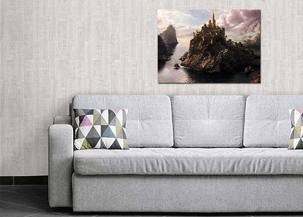 Quadro Decorativo Surreal 0012