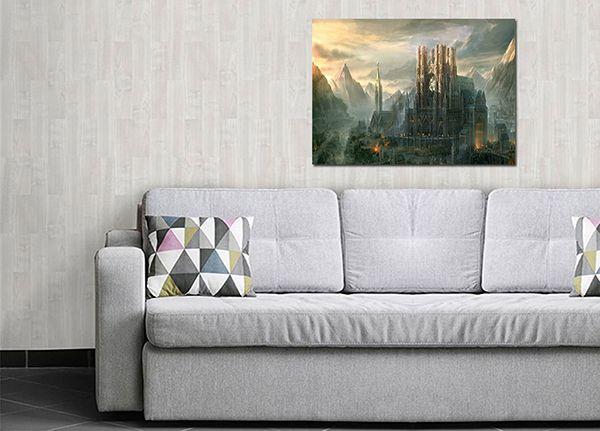 Quadro Decorativo Surreal 0014