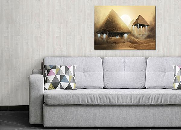 Quadro Decorativo Surreal 0015