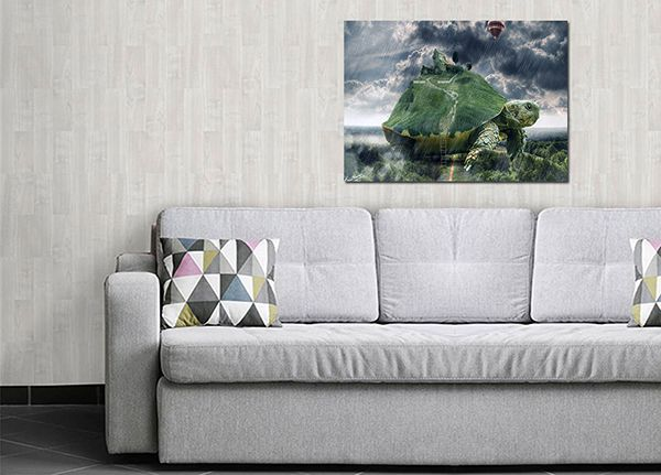 Quadro Decorativo Surreal 0016