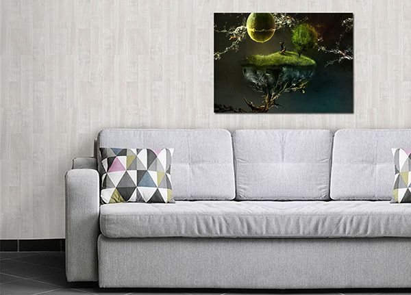 Quadro Decorativo Surreal 0018