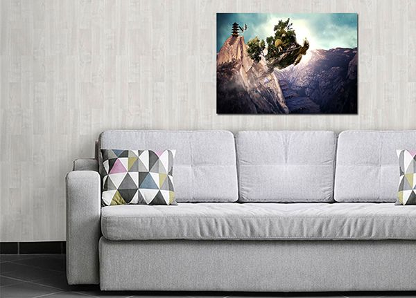 Quadro Decorativo Surreal 0019