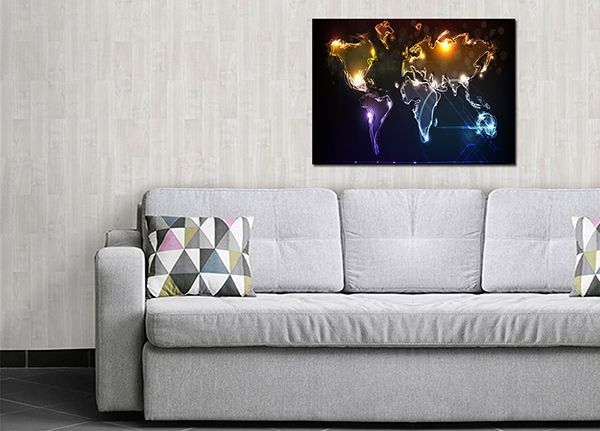 Quadro Decorativo Surreal 0020