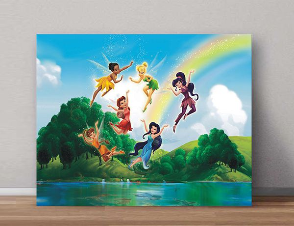Quadro Decorativo Tinkerbell 0002  - Paredes Decoradas