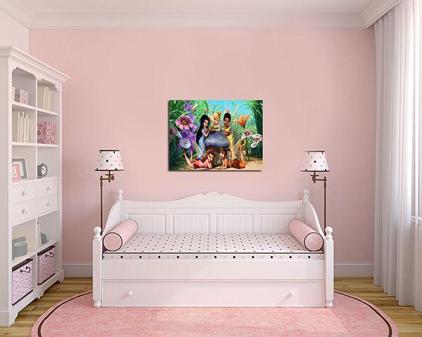 Quadro Decorativo Tinkerbell 0008
