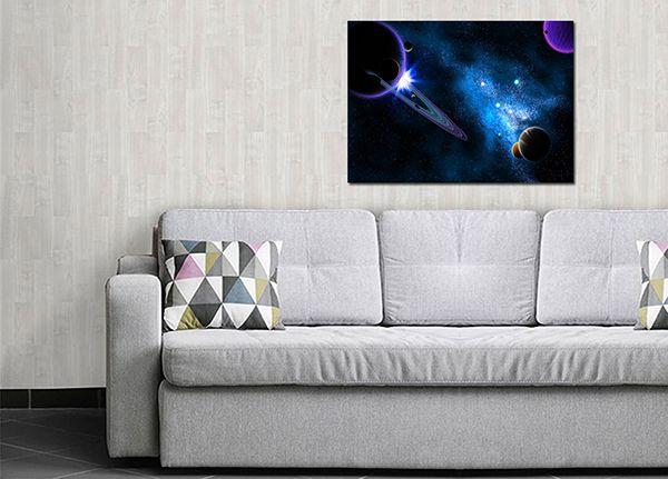 Quadro Decorativo Universo 0003