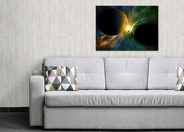 Quadro Decorativo Universo 0004