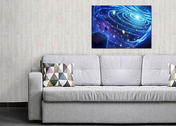 Quadro Decorativo Universo 0006