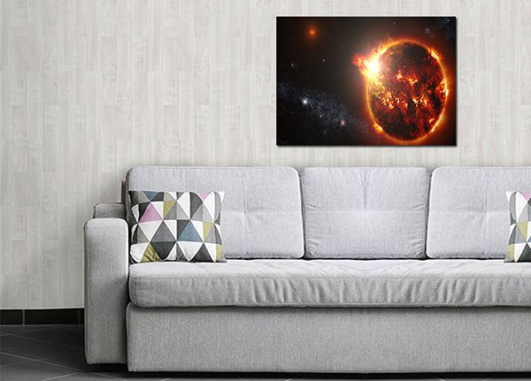 Quadro Decorativo Universo 0007