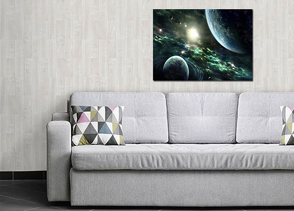 Quadro Decorativo Universo 0008