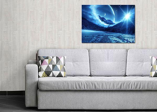 Quadro Decorativo Universo 0009