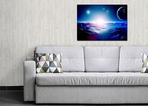 Quadro Decorativo Universo 0010