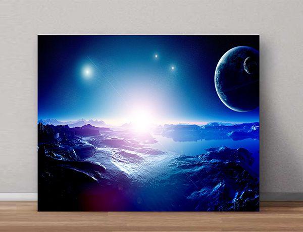 Quadro Decorativo Universo 0010  - Paredes Decoradas