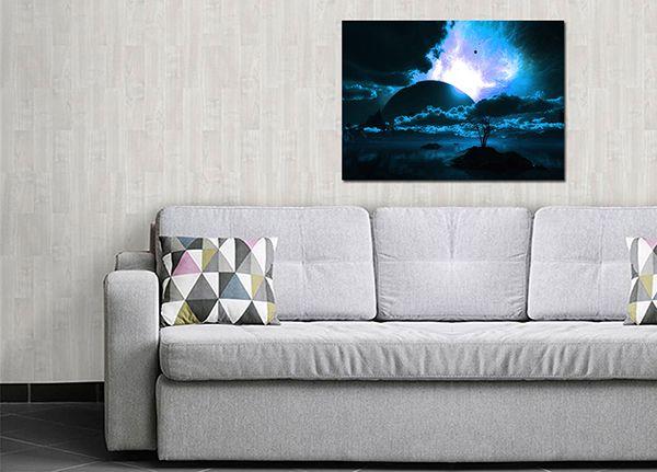 Quadro Decorativo Universo 0013