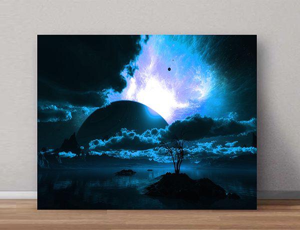 Quadro Decorativo Universo 0013  - Paredes Decoradas