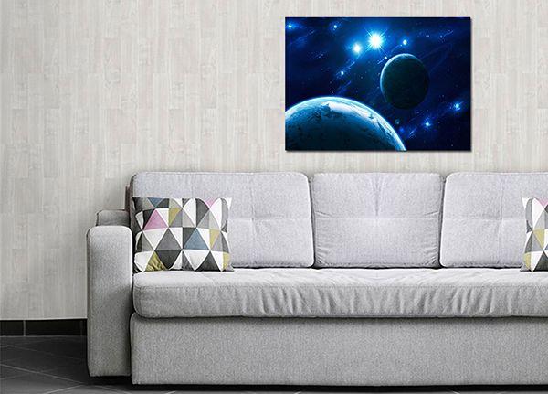 Quadro Decorativo Universo 0014