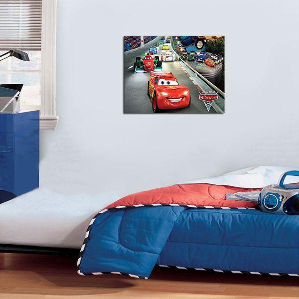 Quadro Decorativos Carros 0010  - Paredes Decoradas