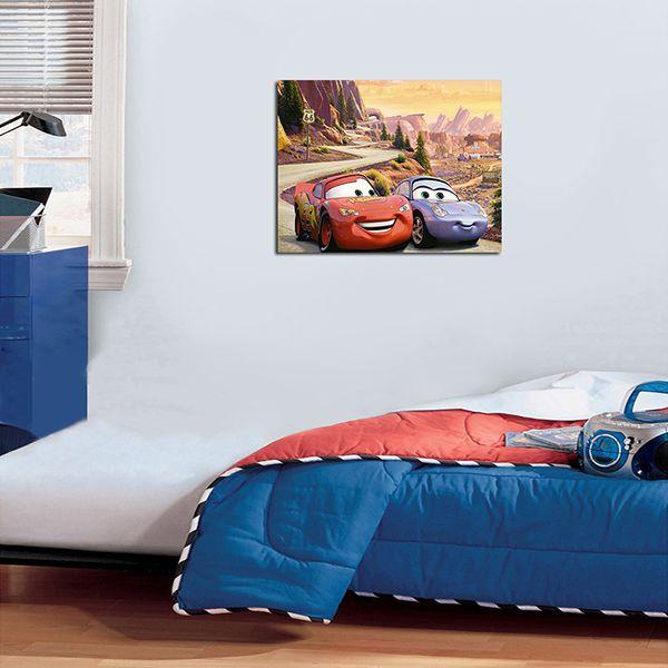 Quadro Decorativos Carros 0012  - Paredes Decoradas