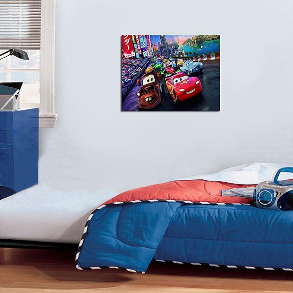 Quadro Decorativos Carros 0016
