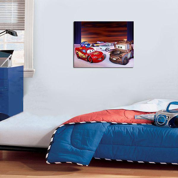 Quadro Decorativos Carros 0017
