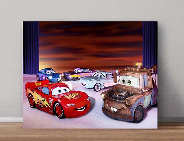 Quadro Decorativos Carros 0017  - Paredes Decoradas