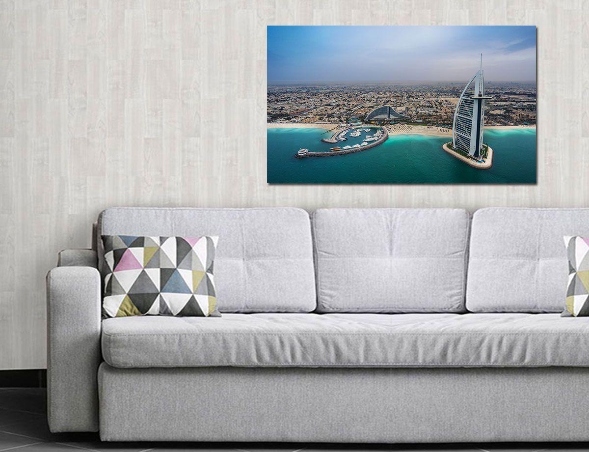 Quadro Decorativos de Cidades 0018