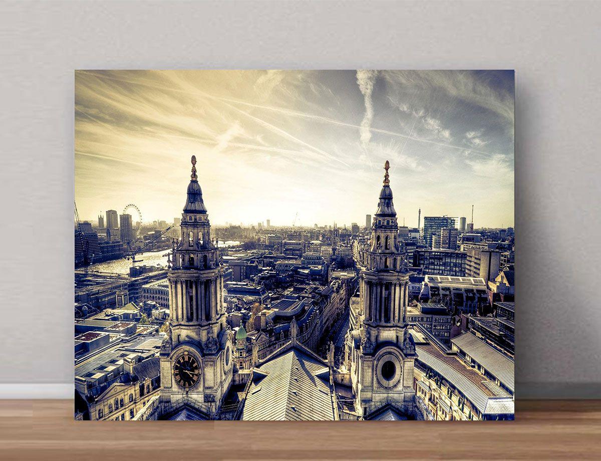 Quadro Decorativos de Cidades 0028  - Paredes Decoradas