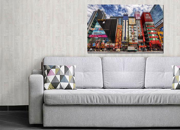 Quadro Decorativos de Cidades 0057