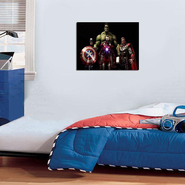 Quadro Decorativos Heróis 0013