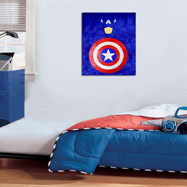 Quadro Decorativos Heróis 0039