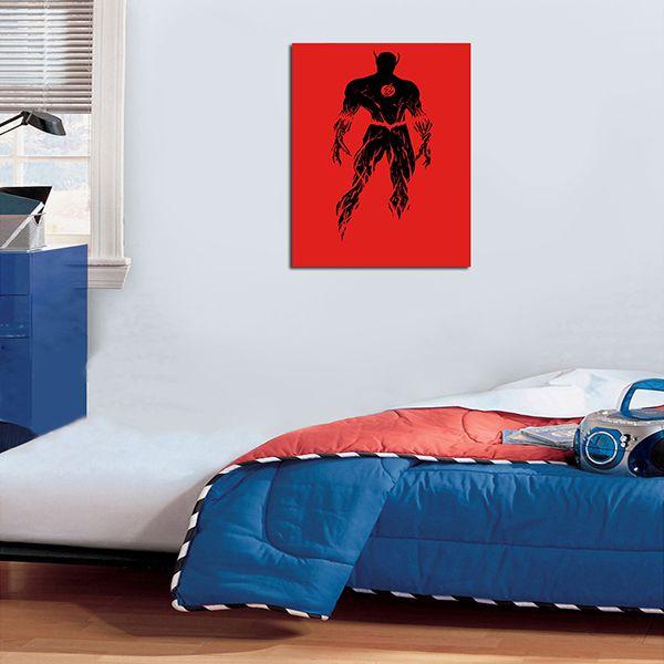 Quadro Decorativos Heróis 0052