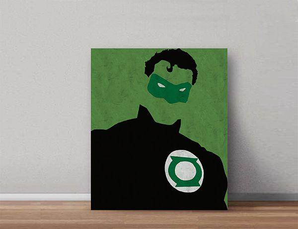 Quadro Decorativos Heróis 0055