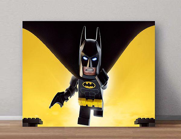 Quadro Decorativos Lego 0015