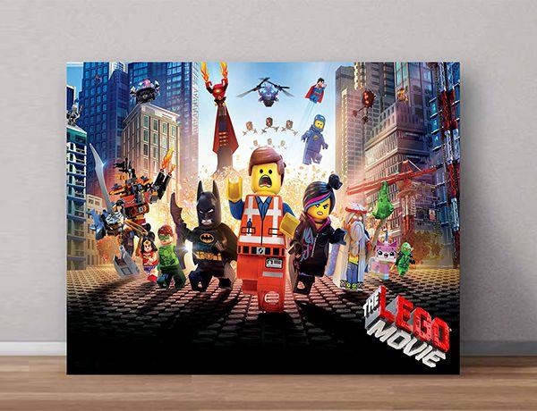 Quadro Decorativos Lego 0018  - Paredes Decoradas