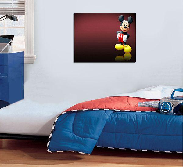 Quadro Decorativos Mickey 0003