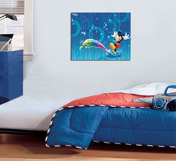 Quadro Decorativos Mickey 0004