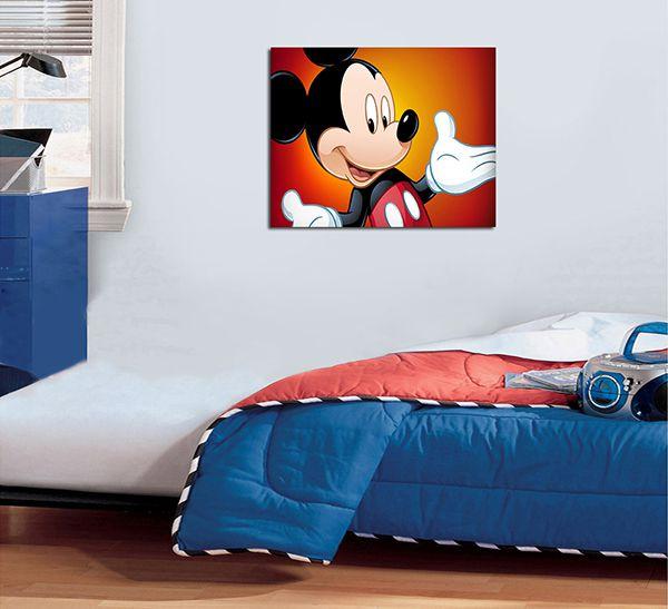 Quadro Decorativos Mickey 0006