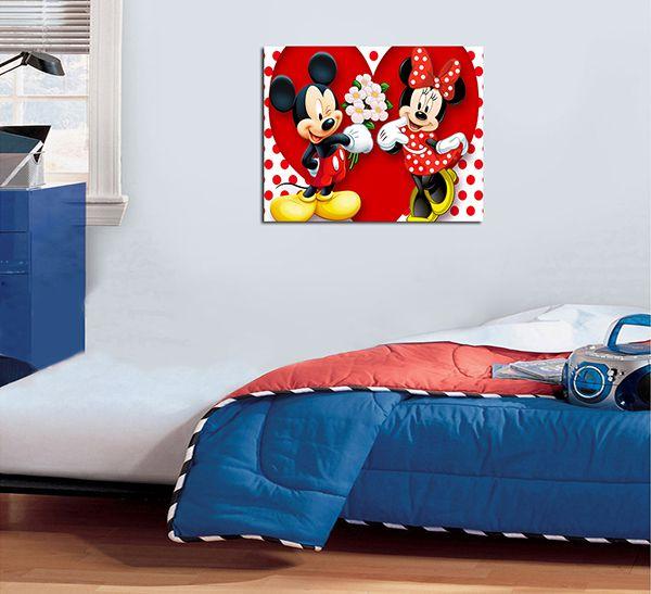 Quadro Decorativos Mickey 0008