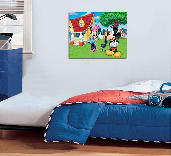 Quadro Decorativos Mickey 0009