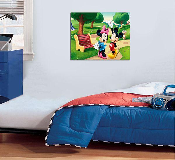 Quadro Decorativos Mickey 0010