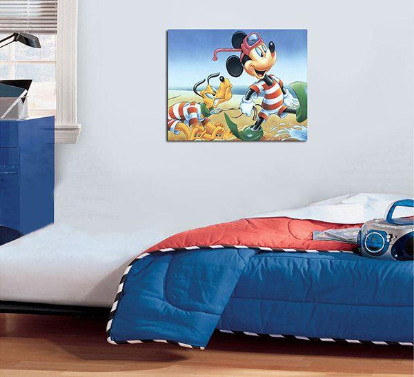 Quadro Decorativos Mickey 0013