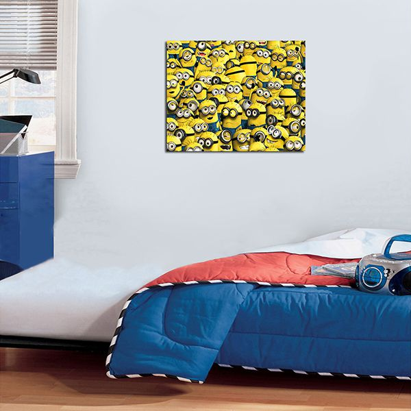 Quadro Decorativos Minions 0012