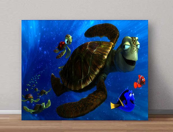 Quadro Decorativos Nemo 0001  - Paredes Decoradas
