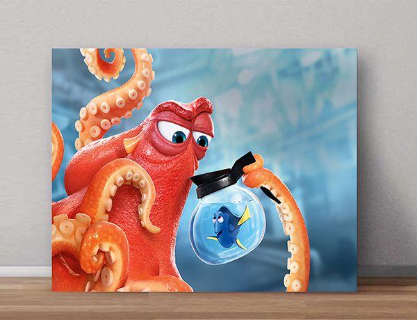 Quadro Decorativos Nemo 0003  - Paredes Decoradas