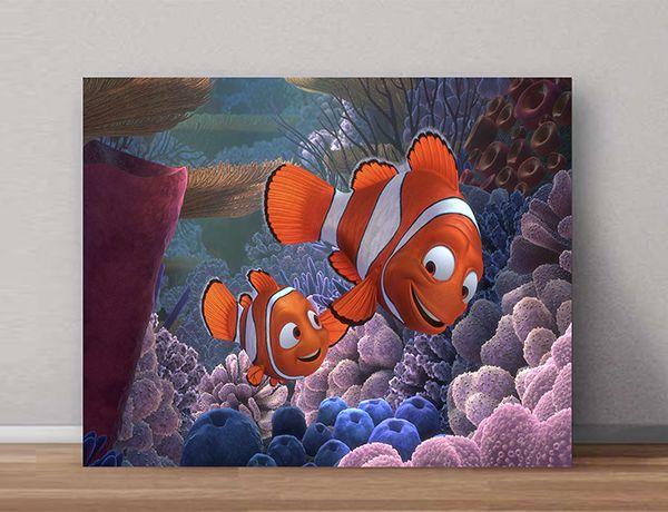 Quadro Decorativos Nemo 0004  - Paredes Decoradas