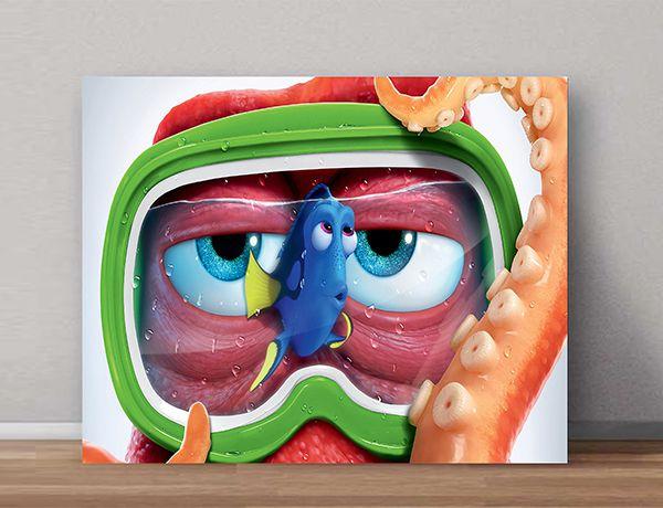 Quadro Decorativos Nemo 0006  - Paredes Decoradas