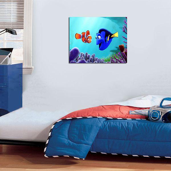Quadro Decorativos Nemo 0009  - Paredes Decoradas